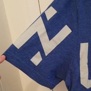 Hurley Shirts - Hurley blue graphic tee